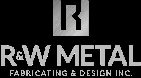 R & W Metal Logo